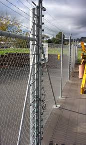 Staplelok Fencing System Auckland Electric Security Fencing Manukau
