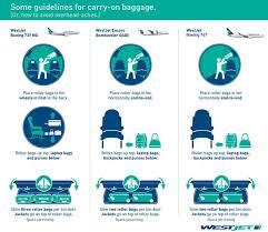 carry on bage westjet official site