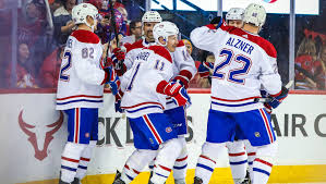 Byron Froese ends scoring drought, as Canadiens beat Flames, 3-2