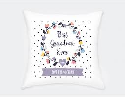teacher gifts personalised cushions