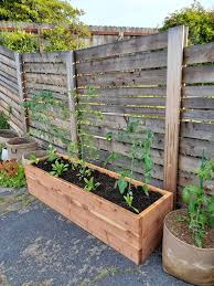 How To Build A Raised Garden Bed On Concrete Patio Or Hard Surface Homestead And Chill