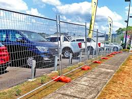 Temporary Fencing For Sale 4mm Only 40 Panel