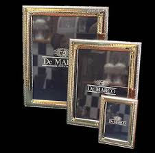 De Marco Argenti Picture Frames Italy NEW Choose Size | eBay