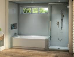 fleurco shower doors platinum knee