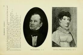 Priscilla Marshall (Waterman) (1782 - 1860) - Genealogy