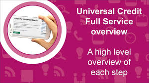 universal credit full service overview
