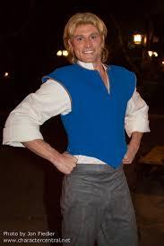 John Smith at Disney Character Central