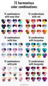 132 eye catching color combinations