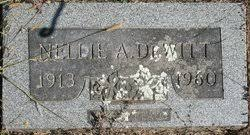 Nellie Avis Cole Dewitt (1914-1960) - Find A Grave Memorial