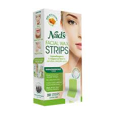 nad s hair removal wax strips 20