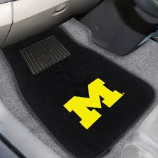University Of Michigan Car Accessories Hitch Covers Michigan Wolverines Auto Decals Bigtenstore Com