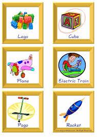 toys esl printable picture english