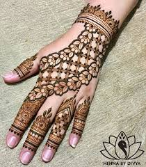 Mehndi Ki Design Arabic New