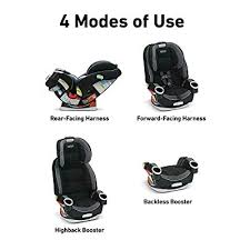 graco 4ever all in one car seat matrix