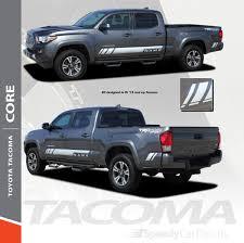 2019 Trd 4x4 Toyota Tacoma Side Graphics Core 2016 2020