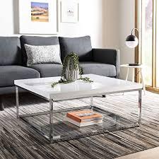 square glass coffee table com