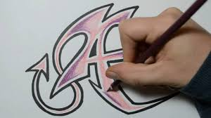 how to draw wild graffiti letters a