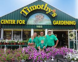 about timothy s center for gardening