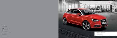 the audi a1 range accessories guide
