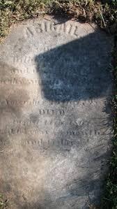 Abigail Mitchell Cowden (1798-1861) - Find A Grave Memorial