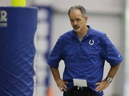 Colts Coach Chuck Pagano wins George Halas Award - Los Angeles Times