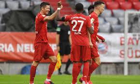 Bundesliga, il Bayern non sbaglia: 5-2 all'Eintracht e torna a +4 ...