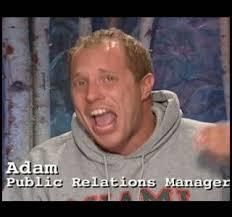 Adam Jasinski. Delray Beach, FL Public Relations Manager. Big Brother  Season 9 Winner. | Big brother winners, Big brother, Reality show
