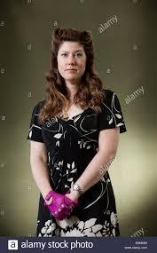 Edinburgh, Scotland, UK. 24th Aug, 2014. Maureen Johnson, author ...