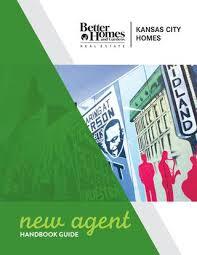bhgre kansas city homes new agent