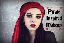how to do womens pirate makeup