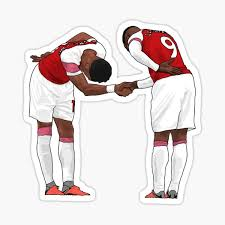 Arsenal Stickers Redbubble