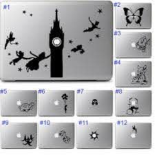 Tinker Bell Fairy Peter Pan Disney Macbook Laptop Decal Vinyl Sticker Apple Mac For Sale Online Ebay