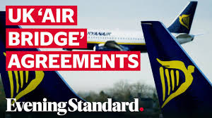 UK 'setting up air bridge agreements ...