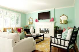 green blue paint colors contemporary
