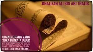 quotes of khalifah ali bin abi thalib steemit