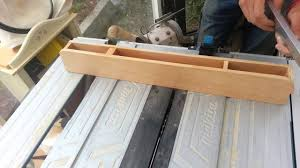 How To Make A Biesemeyer Type Fence To Improve Your Table Saw Rip Fence Jet Woodworking Tools Diy Table Saw Table Saw Accessories