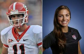 Aaron Murray hopes to take Alex Morgan out on a date, needs to ...