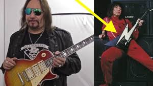 KISS' Ace Frehley Explains What Was Wrong With Guitar Washburn Made for  Him, Says Gibson Les Paul Is 'Best-Sounding Guitar in the World' | Music  News @ Ultimate-Guitar.Com