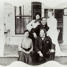 Group Portrait of Addie Hughes, T H Ramsey, Lu Cone and D S Cone —  Calisphere