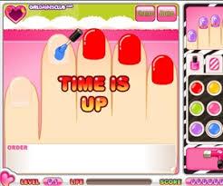 play nail polish games free