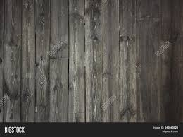 Grey Wooden Fence Image Photo Free Trial Bigstock