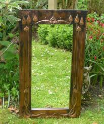 arts crafts mirror acm 2 copper and