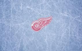 detroit red wings wallpaper logo on