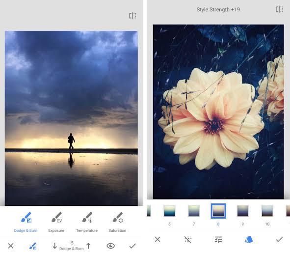5 Aplikasi Edit Foto Terbaik Di Android 1