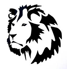Lion Car Decal Lion Sticker Lion Decal Lion Window Sticker Etsy