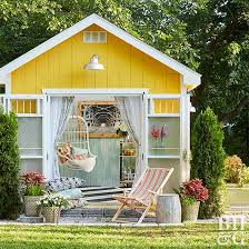 makeover ideas for your garden shed