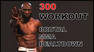 300 workout get a ripped spartan body