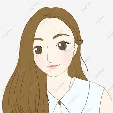 حرة بنت تسحب شعر جميل صورة حية بنات الشعر الطويل سحب الحرة Png