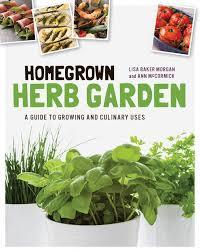homegrown herb garden a guide to