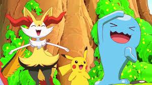 Pokemon Movie 18    Special Pikachu to Pokemon Ongakutai  